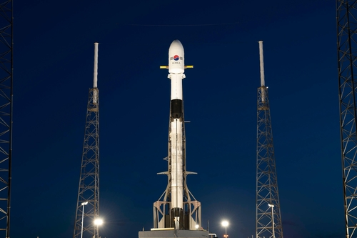 SpaceX seeks to established turnaround report for an orbital rocket on Monday