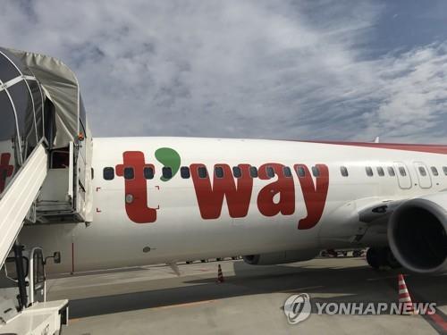 티웨이항공, 국내선·국제선 항공권 특가 판매
