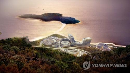 인천 무의쏠레어 복합리조트, 하반기 실시계획 신청