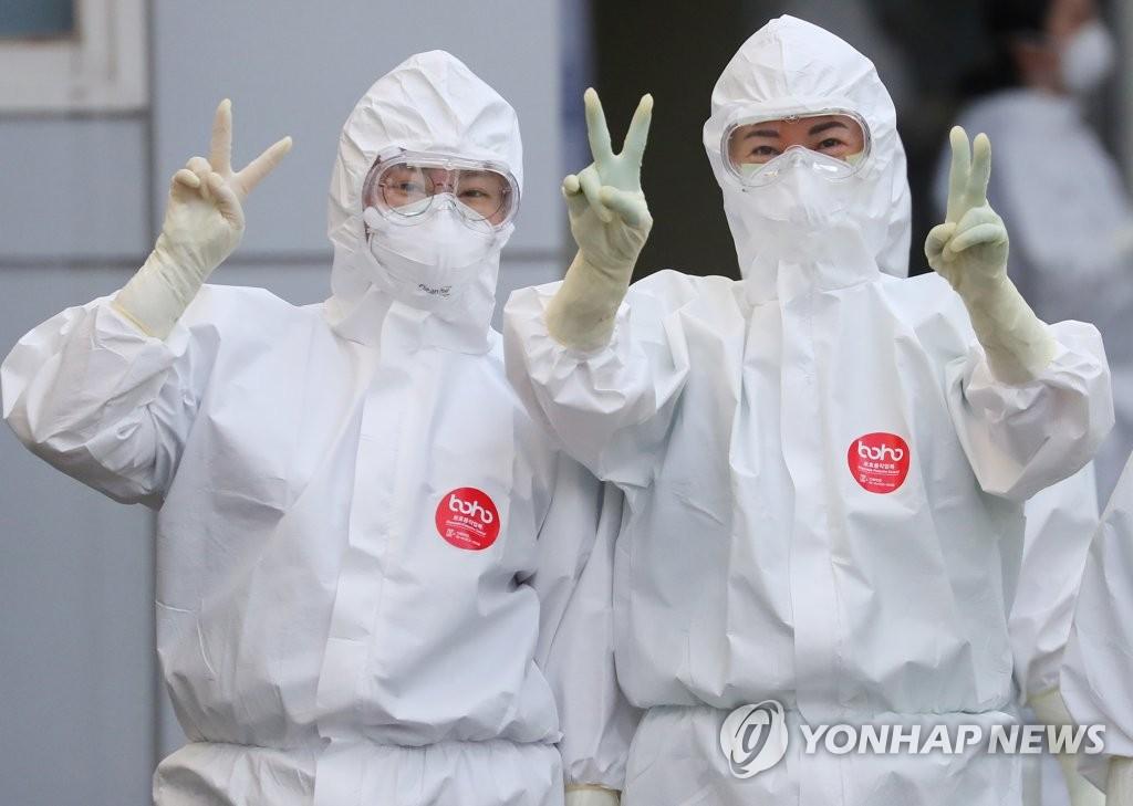 S Korea reports 91 recovered coronavirus patients test positive again