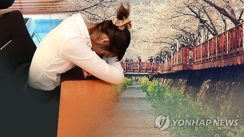 S. Koreans with insomnia on the rise: data - 1