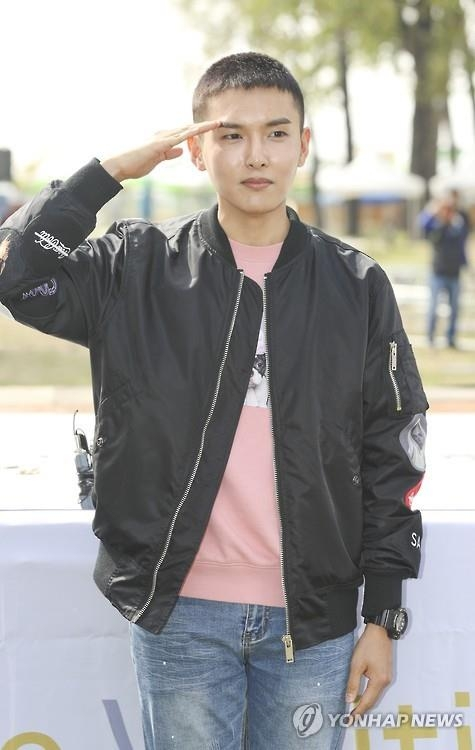 Super Junior's Ryeowook joins Army