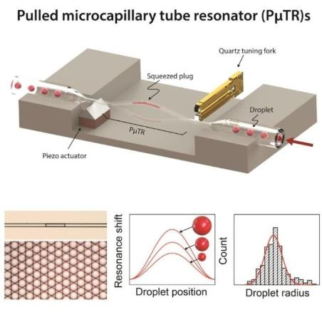 Scientists develop tube resonator to measure microparticles - 1