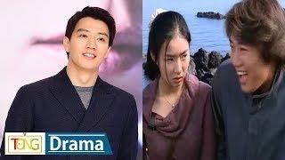 Kim Rae-won happy to reunite with Shin Sae-kyeong in 'Black Knight