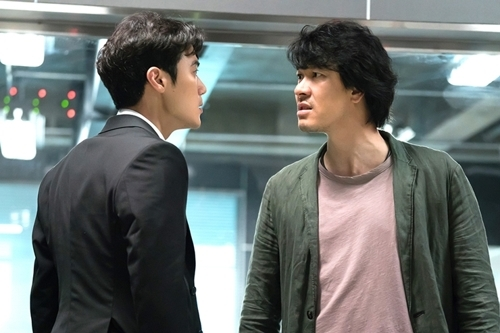 "This photo provided by Cineguru/Kidari ENT is a still from ""The Vanished."" (Yonhap)"