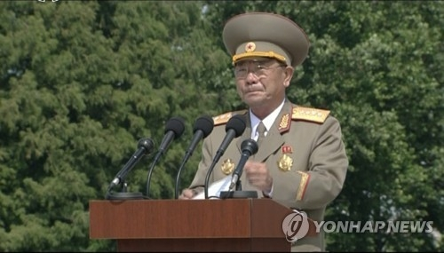 (LEAD) N. Korea brings in moderate as new defense minister
