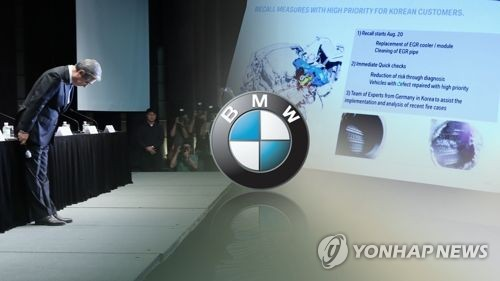 (2nd LD) Angry BMW owners to seek criminal probe against automaker over engine fires - 1