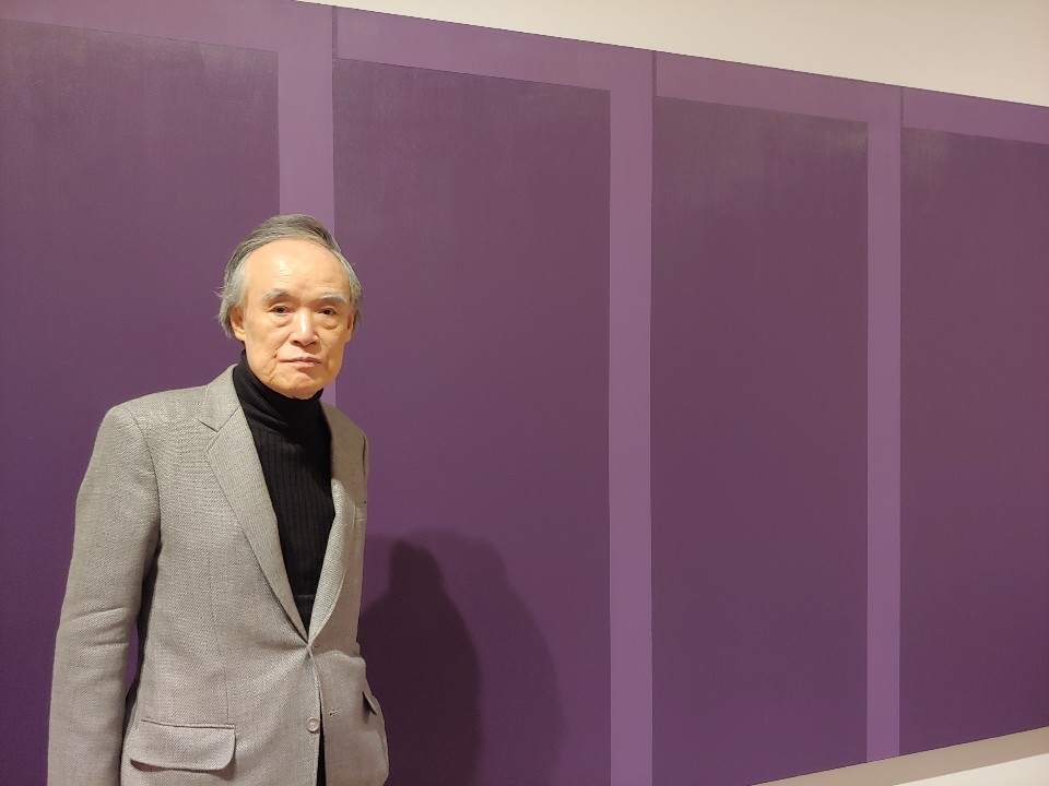 (Yonhap Interview) Obsession with color behind Yoo Hee-young's unique art