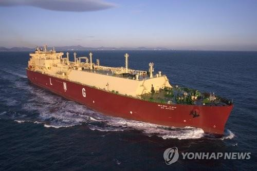 Samsung Heavy bags 400-bln-won deal for 2 LNG carriers