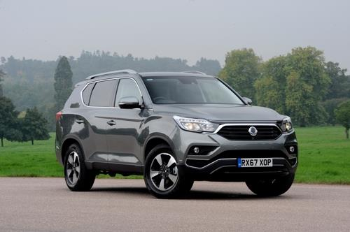 SsangYong Motor's Rexton brands recognized by British magazine