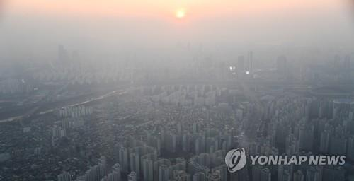 S. Korea takes emergency fine dust reduction measures