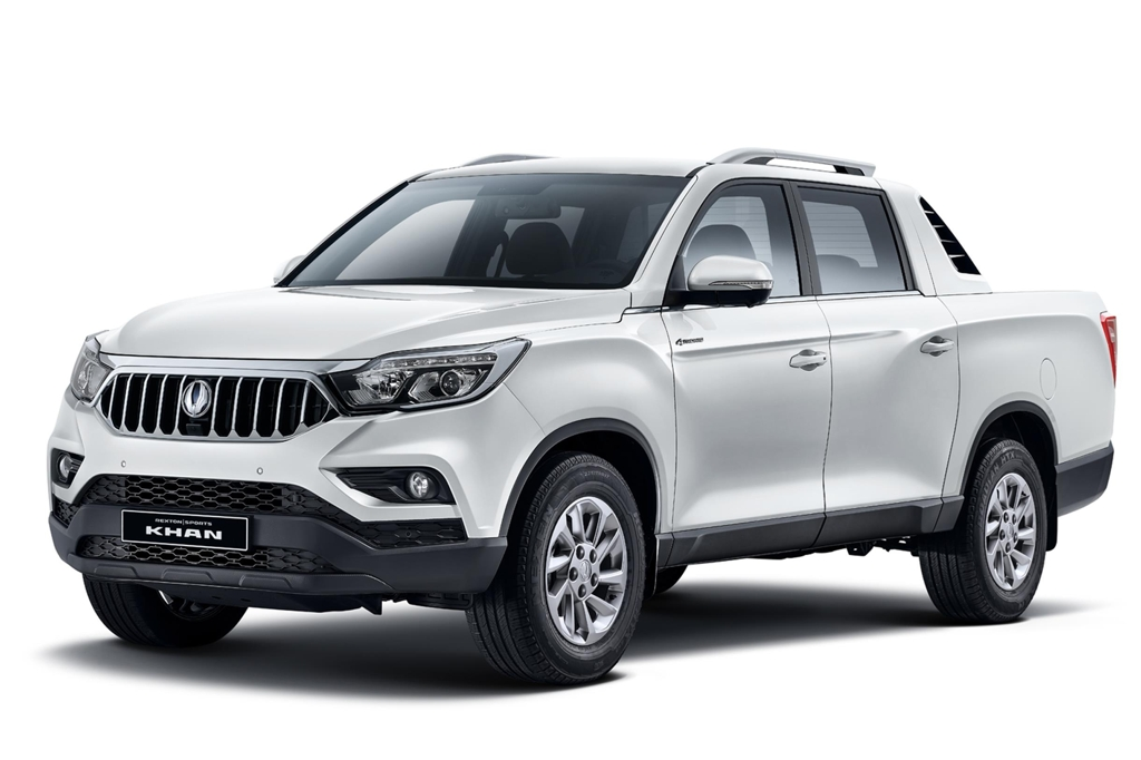 SsangYong Motor's March sales jump 16 pct on SUV demand