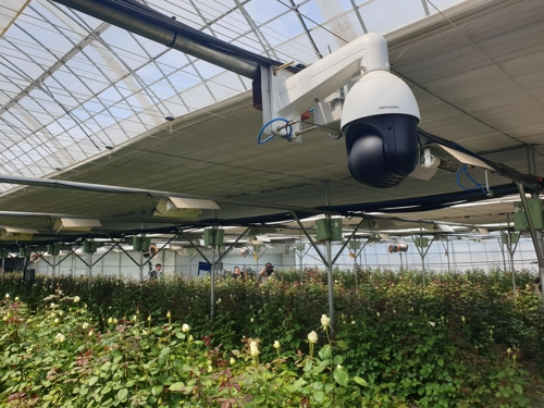 Crops only a touch away with smart farming