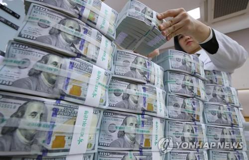 Seoul's short-term foreign debt ratio hits 5-year high in Q1