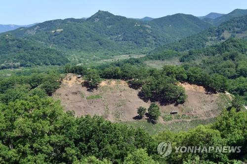 DMZ war remains excavation highlights ongoing war and peace on Korean Peninsula