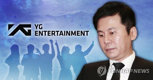 Yang Hyun-suk, former CEO of YG Entertainment (Yonhap)