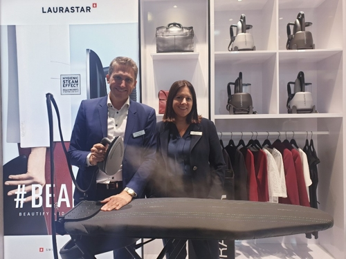 (Yonhap Interview) Laurastar CEO says tech-savvy S. Korea is ready for premium steam iron
