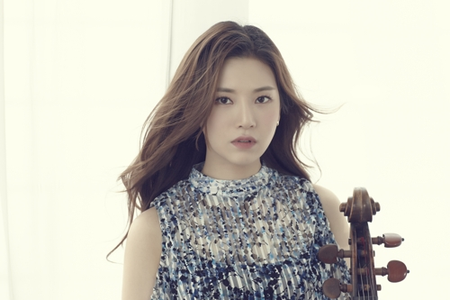 (Yonhap Interview) Park Yoo-sin met the cello late, but loves it more than anyone
