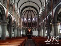 Historic cathedral in Jeonju to hold art show marking 130th anniv.