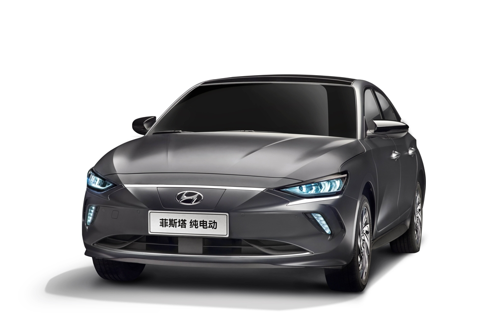 Hyundai To Launch Lafesta Ev In China Next Year Yonhap