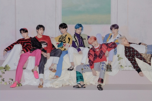 Pre-orders for BTS' new album hit all-time high of over 3.4 mln copies