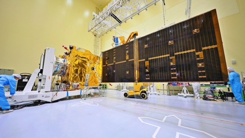Chollian-2B satellite eyes greater role for global air pollution monitoring system