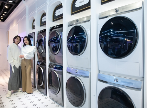 Samsung launches new AI laundry appliances