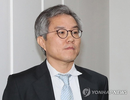 Presidential secretary to resign before trial over Cho Kuk scandal