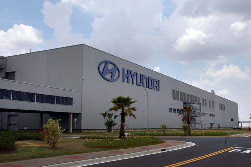 Hyundai suspends Brazil plant amid virus woes
