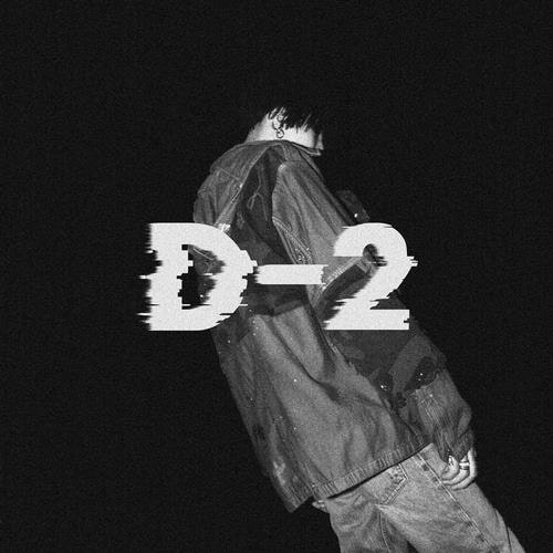 "A promotional image for BTS Suga's mixtape album ""D-2,"" provided by Big Hit Entertainment (PHOTO NOT FOR SALE) (Yonhap)"
