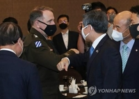 Defense minister, USFK chief hold unannounced meeting amid consultations over key exercise