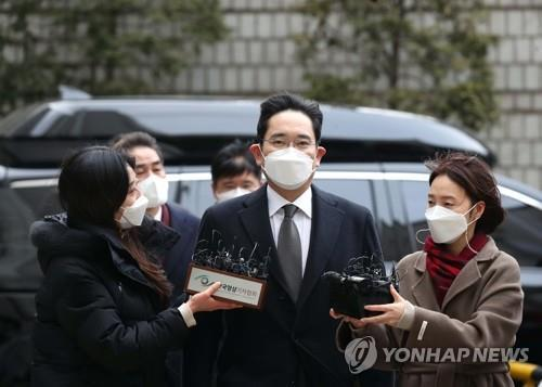 Samsung heir Lee jailed again, after getting 2 1/2 year prison sentence for bribery