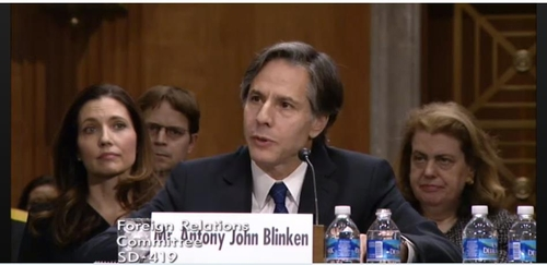 Blinken says U.S. is 'better positioned' to deal with N. Korea when working with allies