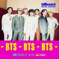 BTS to perform new single 'Butter' at Billboard Music Awards