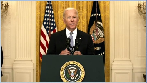 Biden unveils plans to send 20 million doses of U.S. approved COVID vaccine overseas