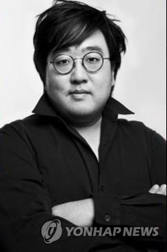 This photo provided by Eumaksekye shows South Korean composer Shin Donghoon. (PHOTO NOT FOR SALE) (Yonhap)