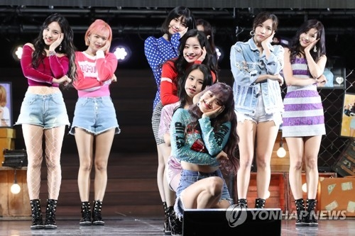 K-pop : TWICE en tête de 5 classements de streaming avec «What is Love?»