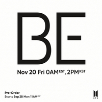 K-pop : «BE», le nouvel album de BTS, sortira le 20 novembre