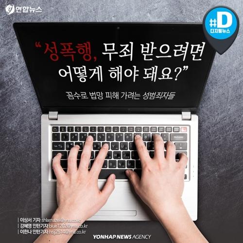 [카드뉴스] 꼼수로 법망 피해 가려는 성범죄자들 - 2