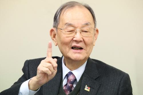 김자동 대한민국임시정부기념사업회 회장