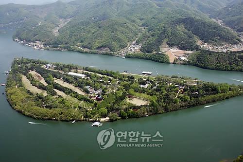 남이섬[연합뉴스 자료사진]