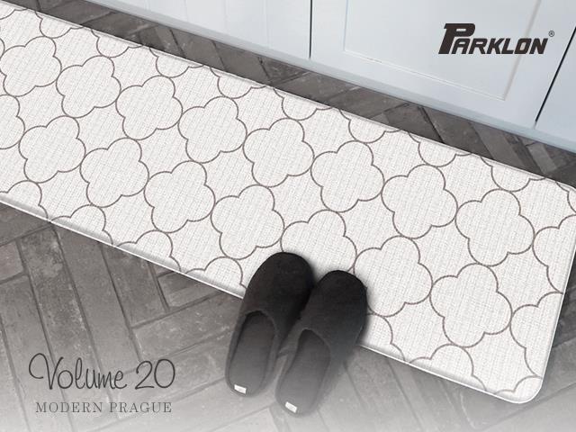 파크론, 볼륨20 주방 매트 신규 디자인 '모던 프라하' 출시 - 1