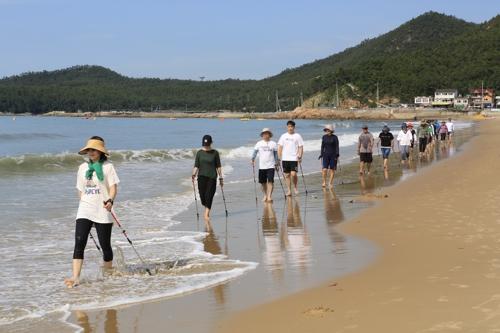 해양기후치료 프로그램