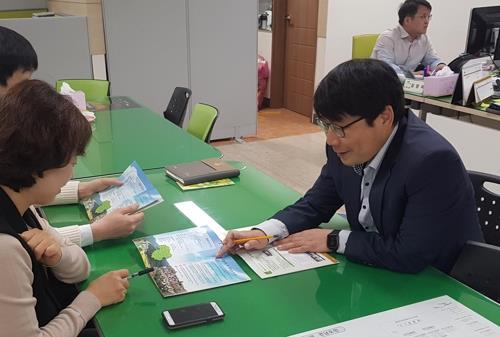 김민 곡성군 인구정책팀장
