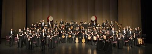 대만국악단