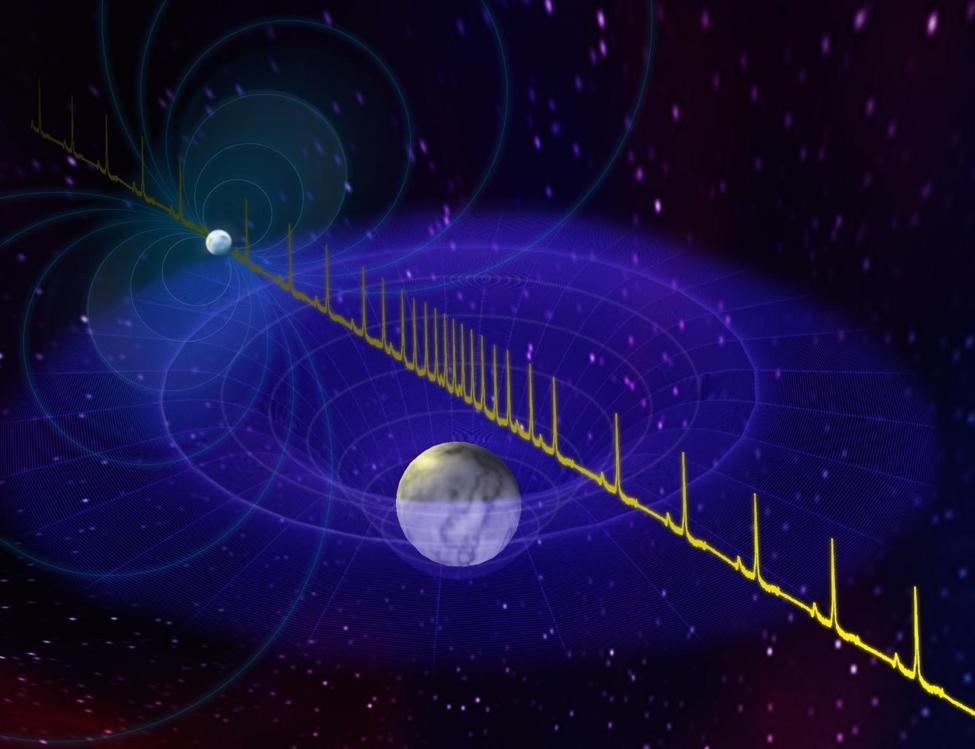 블랙홀에 도전하는 최대 질량 중성자별 관측 | 연합뉴스
