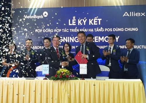 알리엑스, 베트남 대형은행 2곳과 '공동포스 서비스 공급' 계약 - 1