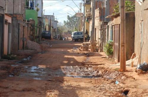 브라질의 빈곤층 거주지역