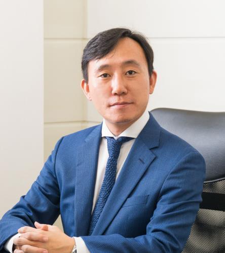 안룡수 미키모리 대표