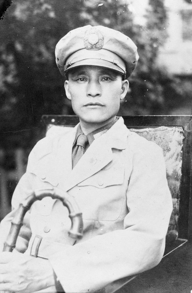 '8월 호국인물' 김홍일 육군 중장